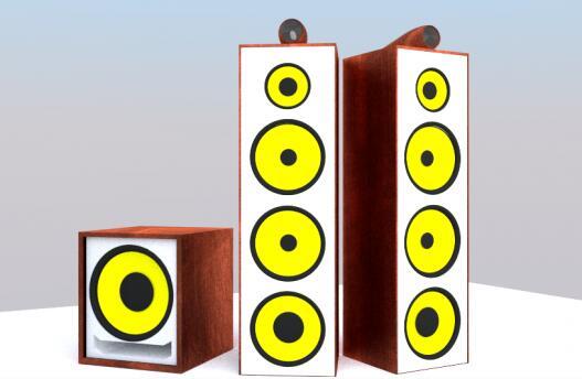 立体声音响系统