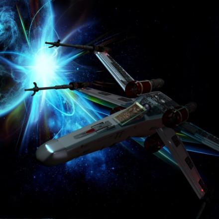 X翼星际战机