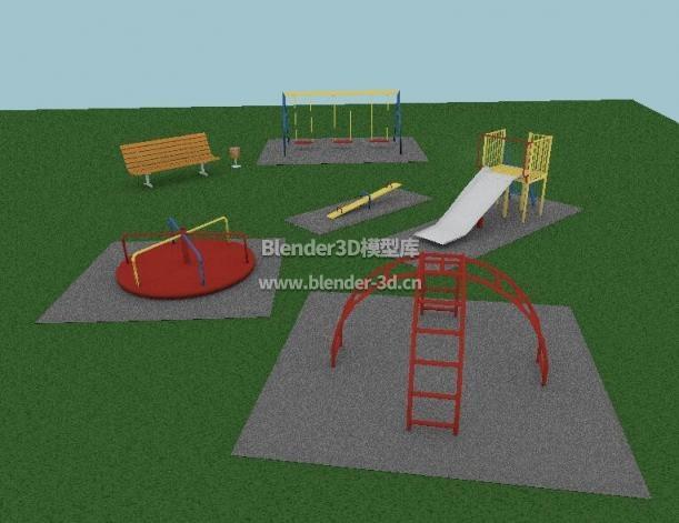 公园游乐设施