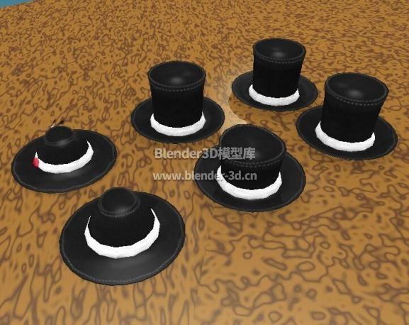 男士帽子合集
