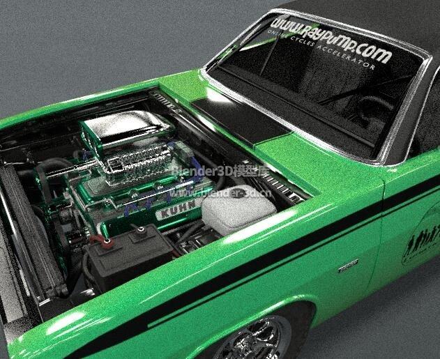 1970 普利茅斯肌肉汽车