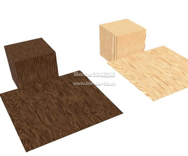 两种木板纹理
