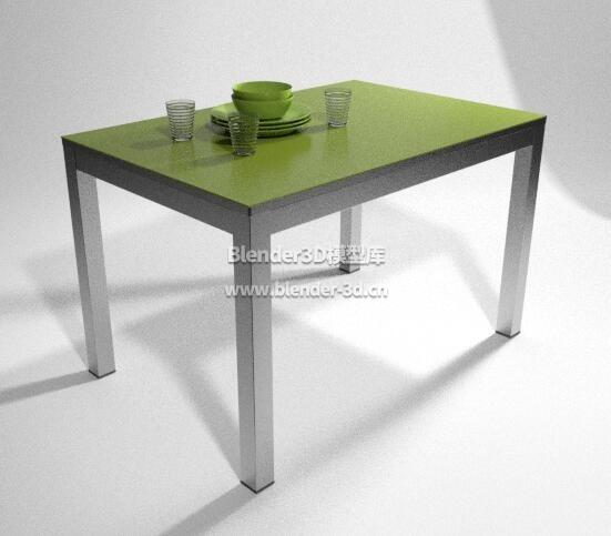 厨房小方桌