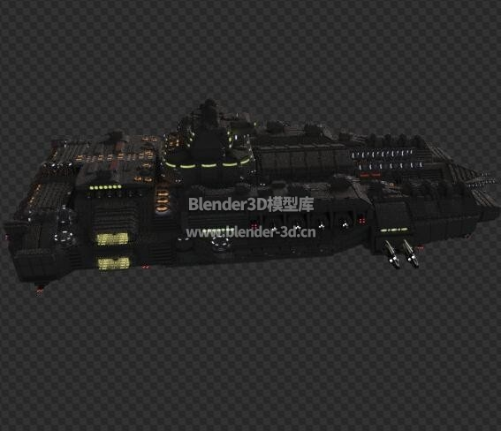 Tornado Escort飞船