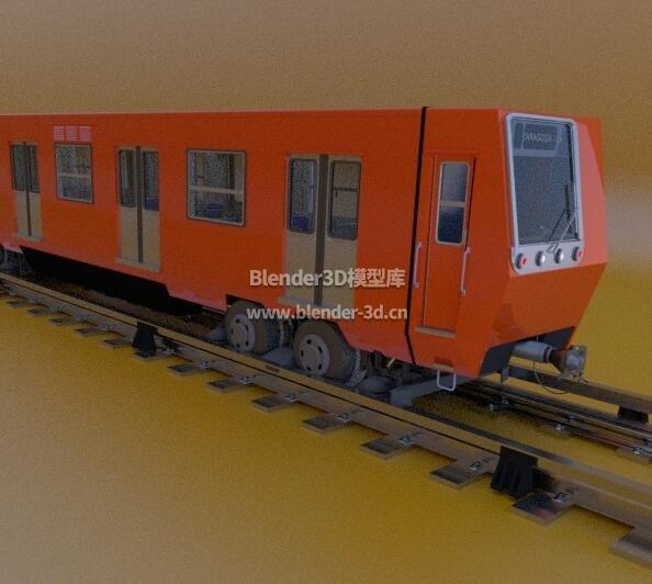 早期城际有轨列车