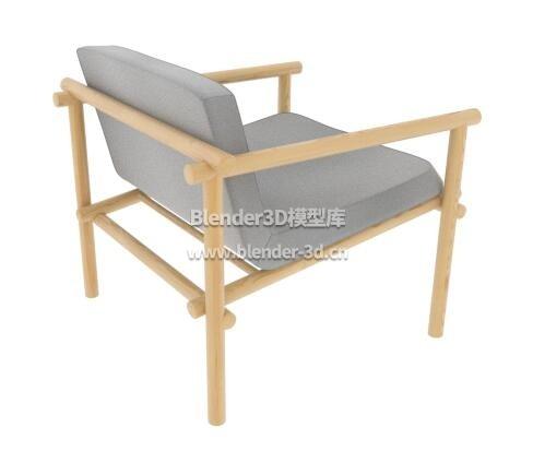 Lumber木椅子