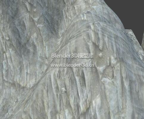 风化岩石表面