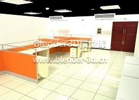 办公室桌子格子间工位