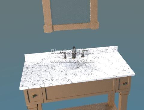 浴室盥洗池洗脸盆