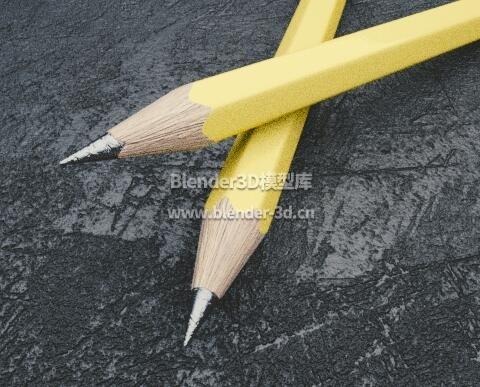 带橡皮铅笔