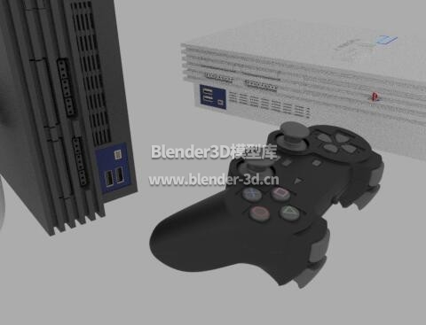 PlayStation 2游戏机