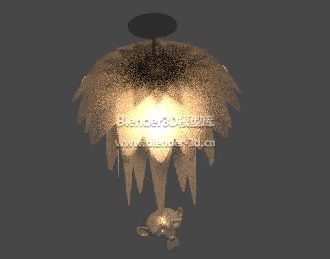 Fusillini吊灯