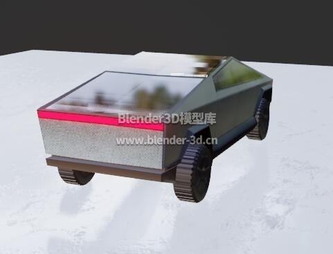 特斯拉皮卡车