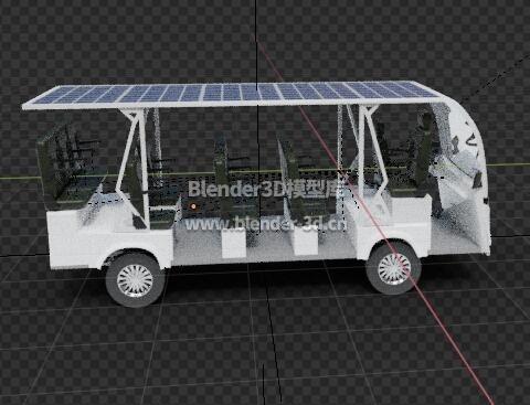 电动游览车