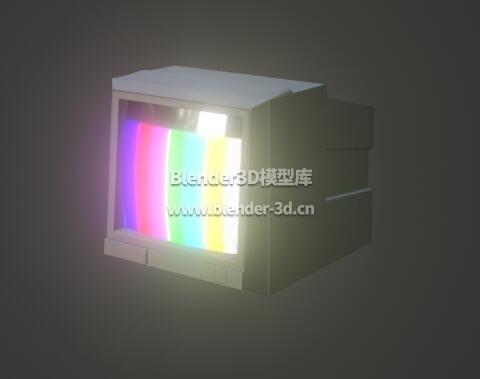 crt彩色电视机