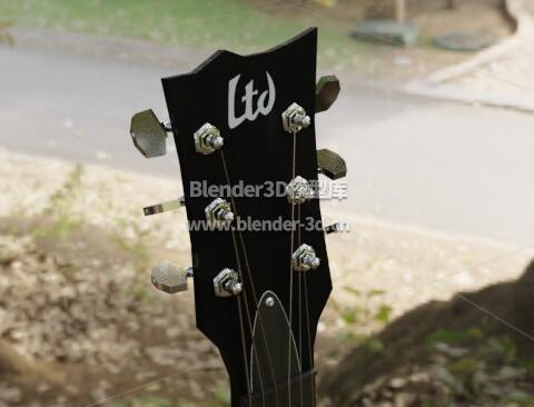 LTD EC-10电吉他