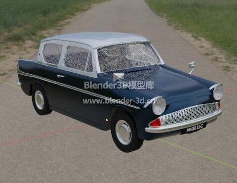 60年代轿车