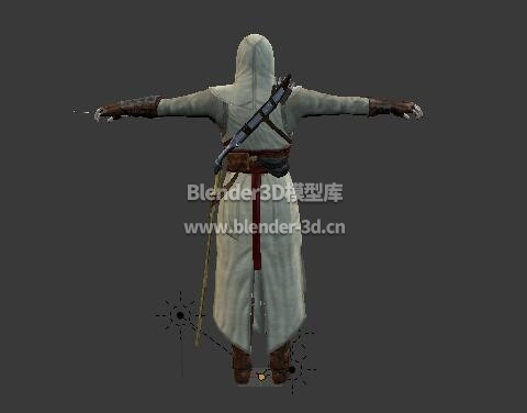 刺客信条Altair阿泰尔