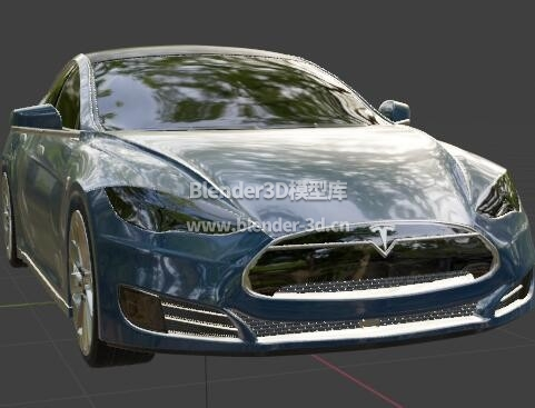 特斯拉Tesla Model S跑车