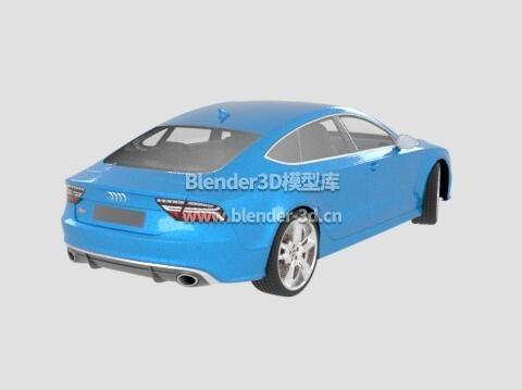 奥迪Audi Rs7轿车