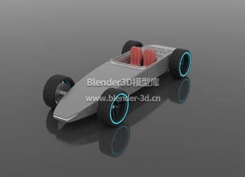Tron科幻汽车