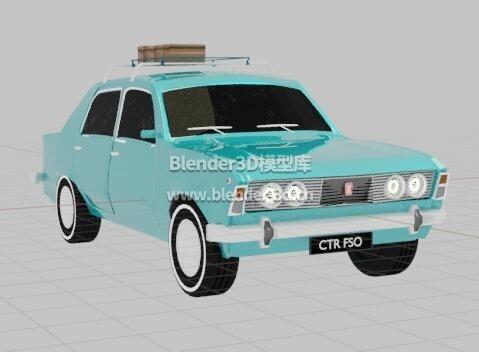 菲亚特125型汽车