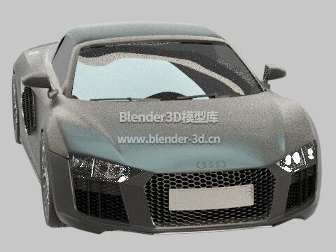 AUDI奥迪R8 V10 Spyder跑车