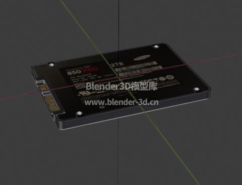三星850 Pro固态硬盘