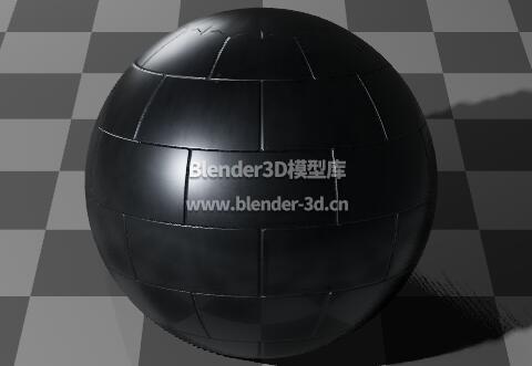工字形黑色方格金属板材