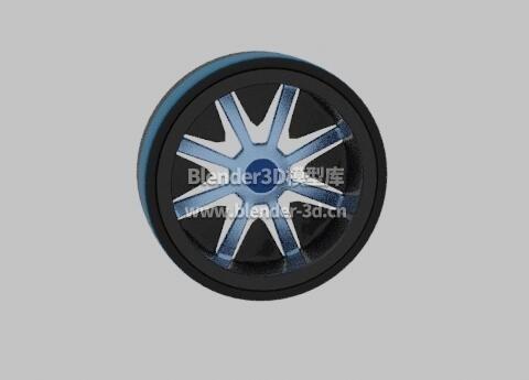 28英寸汽车轮胎轮毂