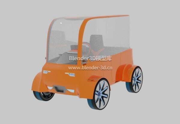 单座电动汽车
