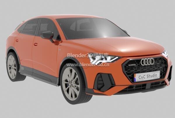 2020款奥迪Q3汽车