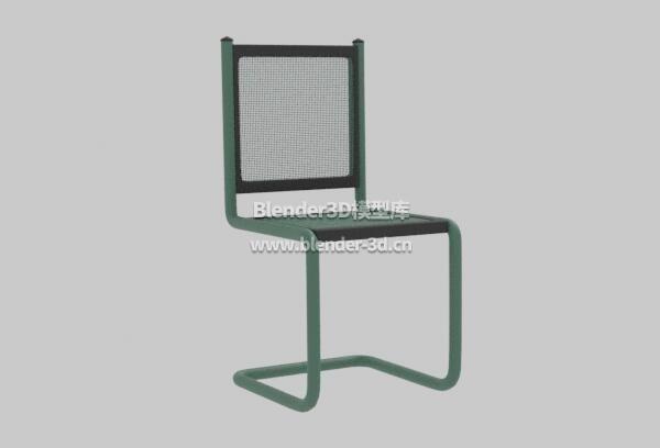 网孔靠背椅子