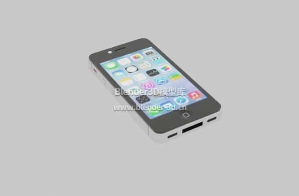 苹果Iphone4手机电话