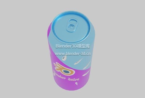 长易拉罐饮料